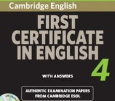 leer CAMBRIDGE FIRST CERTIFICATE IN ENGLISH 4 FOR UPDATED EXAM: SELF-S TUDY PACK gratis online