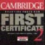 leer CAMBRIDGE PRACTICE TESTS FOR FIRST CERTIFICATE: SELF-STUDY BOOK: BK.2 gratis online