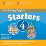 leer CAMBRIDGE YOUNG LEARNERS ENGLISH TEST STARTERS 4 : AUDIO CD gratis online