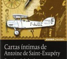 leer CARTAS INTIMAS DE ANTOINE DE SAINT-EXUPERY. gratis online