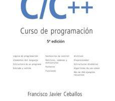 leer C/C++. CURSO DE PROGRAMACION gratis online