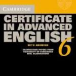 leer CERTIFICATE IN ADVANCED ENGLISH 6 SELF STUDY PACK gratis online