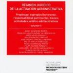 leer CIVITAS: REGIMEN JURIDICO DE LA ACTUACION ADMINISTRATIVA