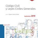 leer CODIGO CIVIL Y LEYES CIVILES GENERALES 2019 gratis online