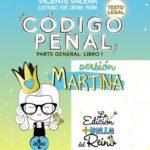 leer CODIGO PENAL. VERSION MARTINA gratis online