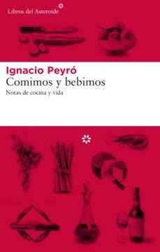 leer COMIMOS Y BEBIMOS gratis online