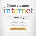leer COMO CREAMOS INTERNET gratis online
