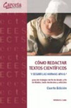 leer COMO REDACTAR TEXTOS CIENTIFICOS gratis online
