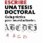 leer COMO SE ESCRIBE UNA TESIS: GUIA PRACTICA PARA ESTUDIANTES E INVES TIGADORES gratis online