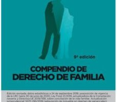 leer COMPENDIO DE DERECHO DE FAMILIA 9ª EDICION 2019 gratis online