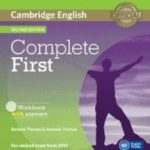leer COMPLETE FIRST CERTIFICATE FOR SPANISH SPEAKERS WORKBOOK WITH ANSWERS WITH AUDIO CD 2ND EDITION gratis online