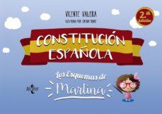leer CONSTITUCION ESPAÑOLA: LOS ESQUEMAS DE MARTINA gratis online