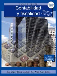 leer CONTABILIDAD Y FISCALIDAD gratis online