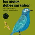 leer COSAS QUE LOS NIETOS DEBERIAN SABER gratis online
