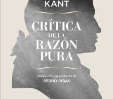 leer CRITICA DE LA RAZON PURA gratis online