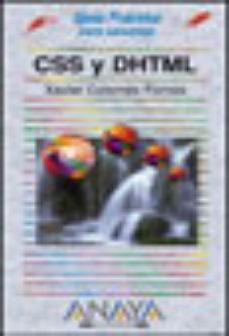 leer CSS Y DHTML gratis online