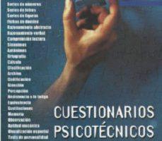 leer CUESTIONARIOS PSICOTECNICOS Y DE PERSONALIDAD: EJERCICIOS PRACTICOS gratis online