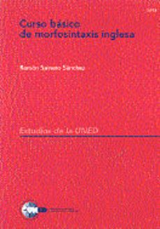 leer CURSO BASICO DE MORFOSINTAXIS INGLESA gratis online