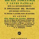 leer DEFENSA DE LA TORTURA Y LEYES PATRIAS QUE LA ESTABLECIERON gratis online