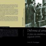 leer DEL ROSA AL AMARILLO. EL PLAN DE ESTABILIZACION ESPAÃ'OL (1959) gratis online