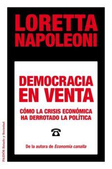 leer DEMOCRACIA EN VENTA gratis online