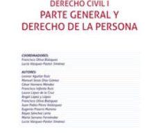 leer DERECHO CIVIL I PARTE GENERAL Y DERECHO DE LA PERSONA 3ª EDICION gratis online