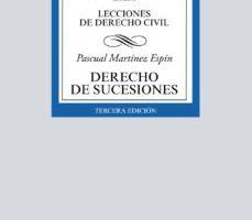 leer DERECHO DE SUCESIONES: LECCIONES DE DERECHO CIVIL gratis online