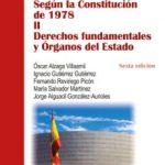 leer DERECHO POLITICO ESPAÑOL SEGUN LA CONSTITUCION DE 1978 : DERECHOS FUNDAMENTALES Y ORGANOS DEL ESTADO gratis online