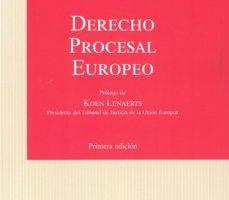 leer DERECHO PROCESAL EUROPEO gratis online