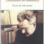 leer DESEMBALO MI BIBLIOTECA gratis online