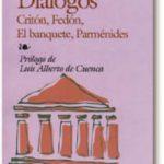 leer DIALOGOS ; CRITON ; FEDON ; EL BANQUETE ; PARMENIDES gratis online