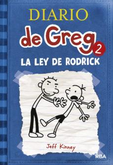 leer DIARIO DE GREG 2 : LA LEY DE RODRICK gratis online