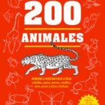 leer DIBUJA 200 ANIMALES gratis online