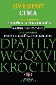 leer DICCIONARIO CIMA ESPAÑOL-PORTUGUES PORTUGUES-ESPANHOL gratis online