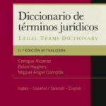 leer DICCIONARIO DE TERMINOS JURIDICOS gratis online