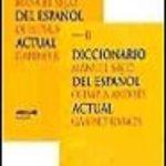 leer DICCIONARIO DEL ESPAÃ'OL ACTUAL gratis online