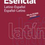 leer DICCIONARIO ESENCIAL LATINO-ESPAÃ'OL