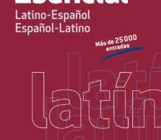 leer DICCIONARIO ESENCIAL LATINO-ESPAÑOL