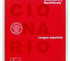 leer DICCIONARIO SECUNDARIA Y BACHILLERATO: LENGUA ESPAÑOLA gratis online