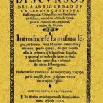 leer DISCURSOS DE LA ANTIGUEDAD DE LA LENGUA CANTABRA BASCONGADA gratis online