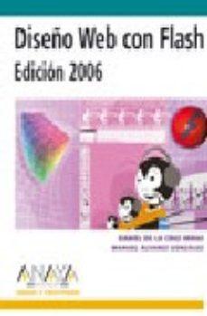 leer DISEÑO WEB CON FLASH: EDICION 2006 gratis online