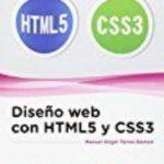 leer DISEÃ'O WEB CON HTML5 Y CSS3 gratis online