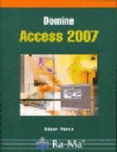 leer DOMINE ACCESS 2007 gratis online