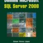 leer DOMINE MICROSOFT SQL SERVER 2008 gratis online