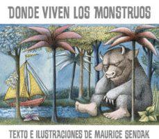 leer DONDE VIVEN LOS MONSTRUOS gratis online