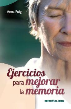 leer EJERCICIOS PARA MEJORAR LA MEMORIA