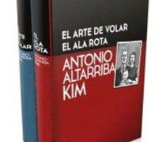 leer EL ARTE DE VOLAR Y EL ALA ROTA. COFRE EDICION COLECCIONISTA. gratis online