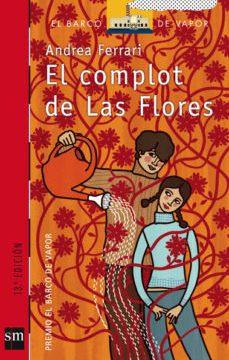 leer EL COMPLOT DE LAS FLORES gratis online
