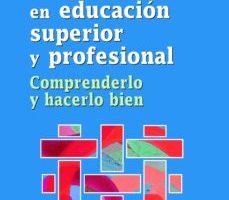 leer EL FEEDBACK EN EDUCACION SUPERIOR Y PROFESIONAL gratis online