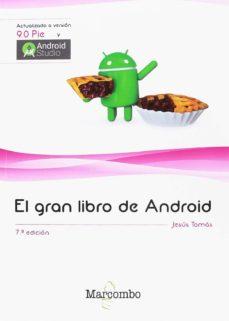 leer EL GRAN LIBRO DE ANDROID gratis online